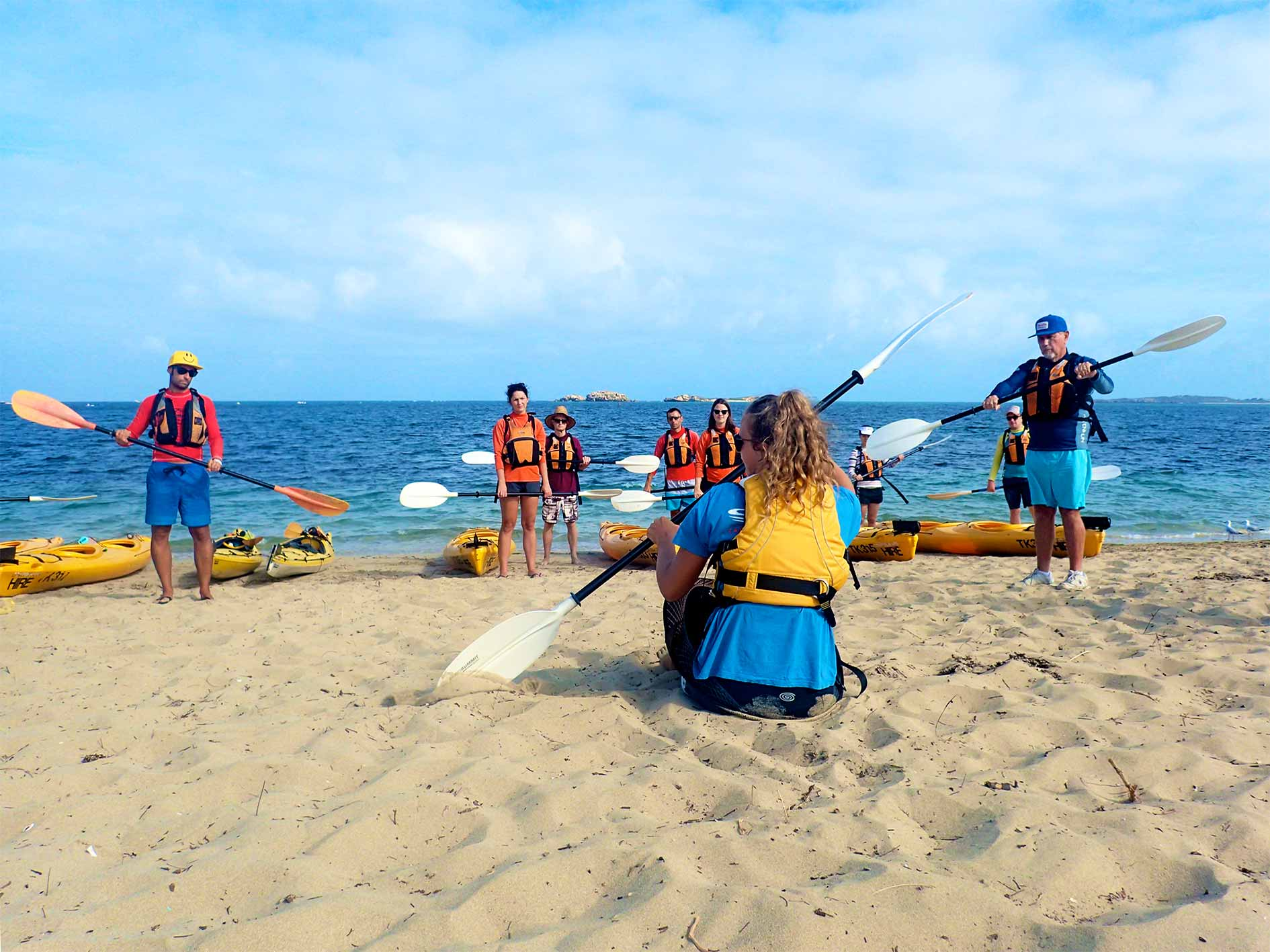 sea kayak courses, sea kayak training, Australian Canoeing, sea kayak skills, Capricorn Seakayaking, sea kayak Perth, sea kayak tour, Penguin Island, sea instructor course, sea kayak guide course